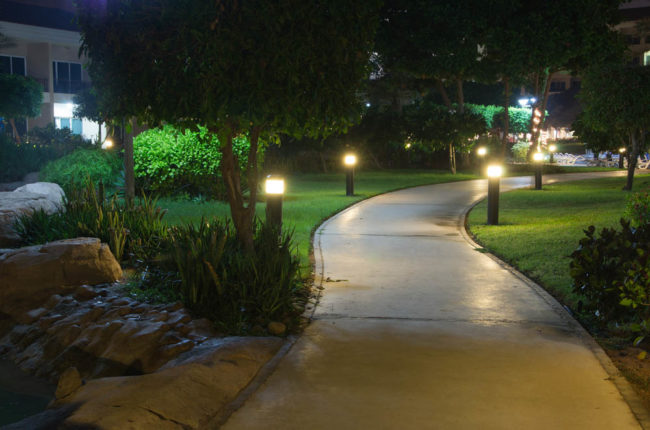 Improve-Your-Outdoor-Living-Area-With-Path-Lighting