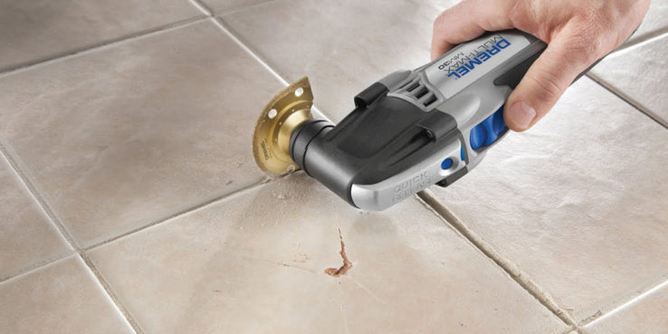 Refresh Your Tile and Grout With a Refinishing Kit